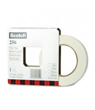"Scotch 1/2"" x 60 yds, 3"" Core Printable Flatback Paper Tape, White"