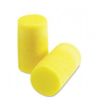 3M EAR Classic Plus Cordless PVC Foam Earplugs, Yellow, 200 Pairs