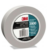 "3M 1.88"" x 60 yds Poly-Coated Cloth Duct Tape, 3"" Core, Silver"