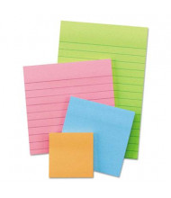 Post-it 4-Assorted Sizes 45-Sheet Pads, Marrakesh Colors