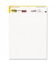 "Post-It Self-Stick 25"" X 30"", 30-Sheet, 2-Pack, Unruled Easel Pads"