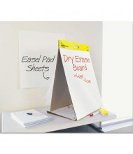 "Post-It Table Top, 20"" X 23"", 20-Sheet, Unruled Dry-Erase Easel Pad"