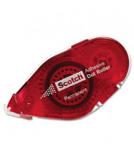 "Scotch .3"" x 588"" Adhesive Dot Roller & Refill"