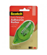 "Scotch 3/8"" x 396"" Extra Strength Adhesive Roller"