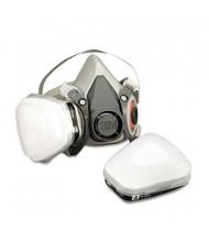 3M Half Facepiece Paint Spray & Pesticide Respirator, Medium