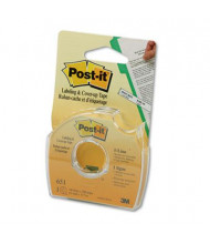 "Post-it 1/6"" x 700"" Labeling & Cover-Up Correction Tape, White"