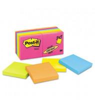 "Post-It 3"" X 3"", 14 100-Sheet Pads, Cape Town Color Notes"