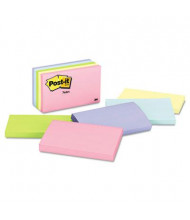 "Post-It 3"" X 5"", 5 100-Sheet Pads, Marseille Color Notes"