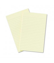 "Post-It 5"" X 8"", 2 50-Sheet Pads, Lined Canary Yellow Notes"