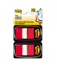 "Post-It 1"" x 1-3/4"" Marking Flags, Red, 600 Flags/Pack"