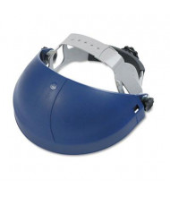 3M Tuffmaster Deluxe Headgear with Ratchet Adjustment, Blue