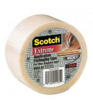 """Scotch 1.88"""" x 54.6 yds Clear Bi-Directional Filament Tape, 3"""" Core"""
