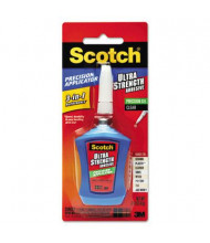 Scotch .14 oz Precision Gel Super Glue with Precision Applicator