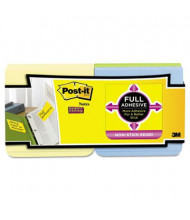 "Post-It 3"" X 3"", 12 25-Sheet Pads, Lined New York Color Super Sticky Notes"
