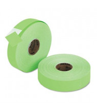 "Monarch 3/4"" x 1-1/4"" One-Line Pricemarker Labels for Model 1156, Green, 2000/Pack"