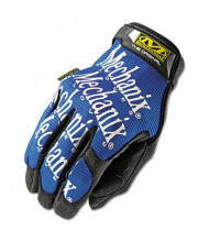 Mechanix Wear The Original Large Work Gloves, Blue/Black
