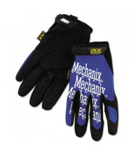 Mechanix Wear The Original X-Large Work Gloves, Blue/Black