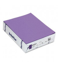 "Mohawk BriteHue 8-1/2"" X 11"", 24lb, 500-Sheets, Violet Multipurpose Colored Paper"