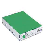 "Mohawk BriteHue 8-1/2"" X 11"", 24lb, 500-Sheets, Green Multipurpose Colored Paper"