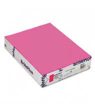 "Mohawk BriteHue 8-1/2"" X 11"", 20lb, 500-Sheets, Ultra Fuchsia Multipurpose Colored Paper"