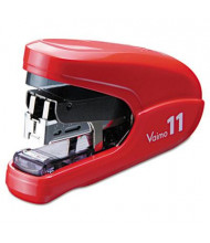 Max HD11FLKRD Flat-Clinch 35-Sheet Capacity Vaimo Stapler