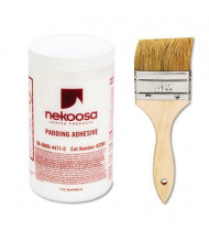 Nekoosa 32 oz Fan-Out Paper Padding Jogger Adhesive Glue
