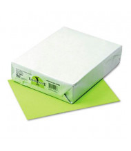 "Pacon 8-1/2"" X 11"", 24lb, 500-Sheets, Lime Multipurpose Colored Paper"
