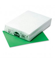 "Pacon 8-1/2"" X 11"", 24lb, 500-Sheets, Emerald Green Multipurpose Colored Paper"