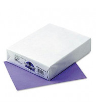 "Pacon 8-1/2"" X 11"", 24lb, 500-Sheets, Violet Multipurpose Colored Paper"