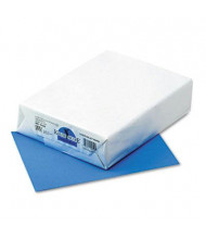 "Pacon 8-1/2"" X 11"", 24lb, 500-Sheets, Marine Blue Multipurpose Colored Paper"