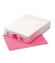 "Pacon 8-1/2"" X 11"", 24lb, 500-Sheets, Hyper Pink Multipurpose Colored Paper"