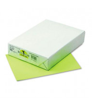 "Pacon 8-1/2"" X 11"", 24lb, 500-Sheets, Hyper Lime Multipurpose Colored Paper"