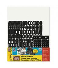 """Pacon 22"""" x 28"""" Make-A-Poster Board Kit"""