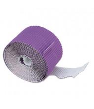 "Pacon Bordette 2-1/4"" x 50 ft. Violet Decorative Border Roll"
