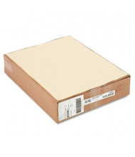 "Pacon 18"" x 24"", 50lb, 500-Sheet, Cream Manila Drawing Paper"
