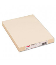 """Pacon 12"""" x 9"""" 100-Pack Manila Heavyweight Tagboards"""