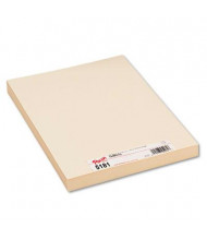 "Pacon 12"" x 9"" 100-Pack Manila Medium Weight Tagboards"