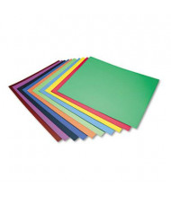 "Pacon 28"" x 22"" 100-Pack Assorted Colors Four-Ply Poster Boards"
