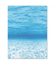 "Pacon Fadeless Designs 48"" x 50 ft. Under the Sea Bulletin Board Paper Roll"