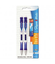 Paper Mate Clear Point #2 0.7 mm Assorted Colors Mechanical Pencils, 2-Pack