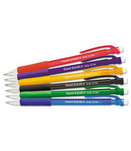 Paper Mate Grip #2 0.7 mm Assorted Colors Plastic Mechanical Pencils, 12-Pack