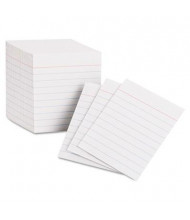 "Oxford 3"" x 2-1/2"", 200-Cards, White, Mini Ruled Index Cards"