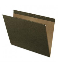 Pendaflex Reinforced X-Ray 18x14 Hanging File Folders, Green, 25/Box