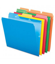 Pendaflex Ready-Tab 1/3 Cut Tab Letter File Folder, Assorted, 50/Box