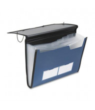 Pendaflex Professional 7-Pocket Letter Expanding Document Organizer, Blue