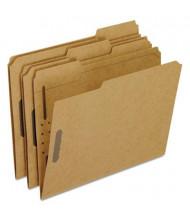 Pendaflex 1/3 Cut Tab 2-Fastener Letter File Folder, Kraft, 50/Box