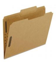 Pendaflex 2/5 Right Tab 2-Fastener Letter File Folder, Kraft, 50/Box