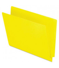 Pendaflex Double-Ply End Tab Letter File Folder, Yellow, 100/Box