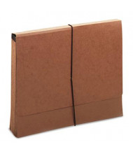 Pendaflex Essentials 12-Pocket Letter Indexed Expanding File with Closure, Brown