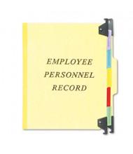 Pendaflex 1/3 Cut Tab Letter Personnel Folder, Yellow